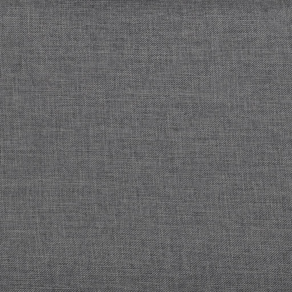 Silla de comedor con apoyabrazos 4 unidades grises for Sillas con apoyabrazos para comedor