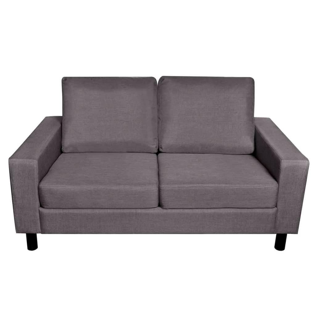 acheter ensemble canap gris fonc 2 places et 3 places. Black Bedroom Furniture Sets. Home Design Ideas