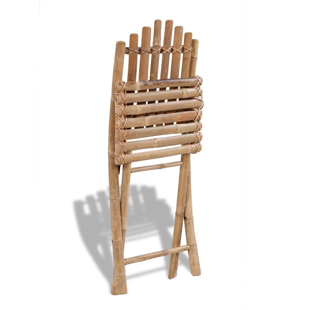 acheter 4 chaises pliables en bambou pas cher. Black Bedroom Furniture Sets. Home Design Ideas