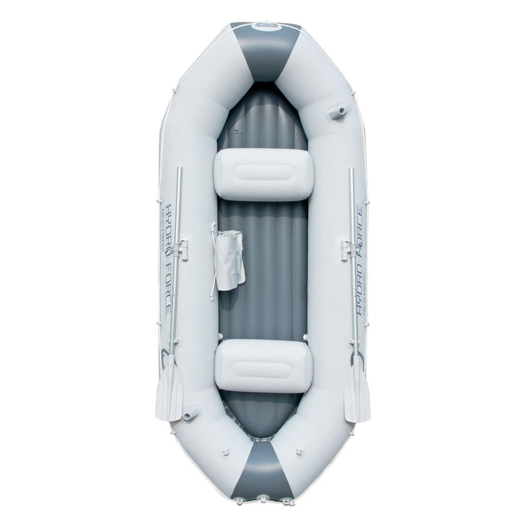 Bestway Marine Pro Inflatable Boat With Motor Bracket