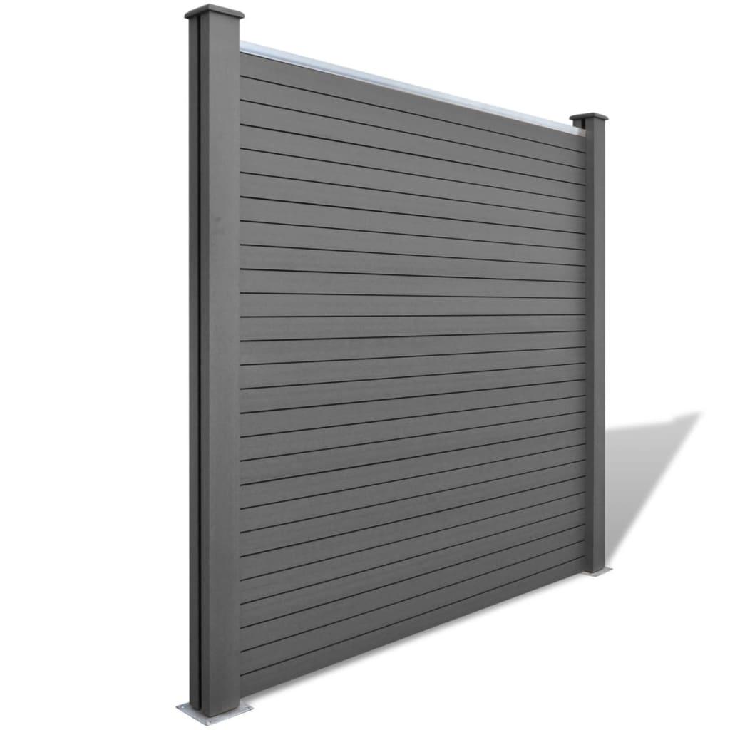 Articoli per set 3 pannelli di recinzione 2 quadrati 1 for 2 piedi quadrati per garage