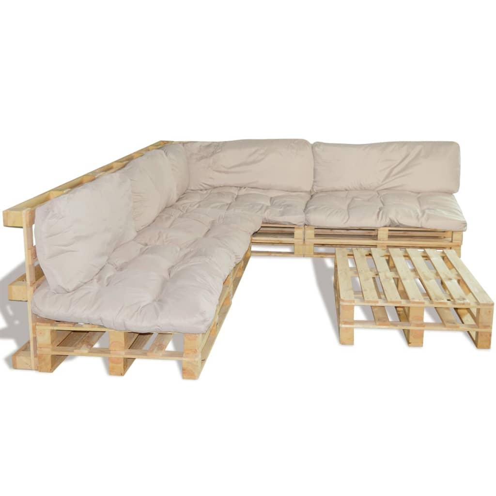 coussin exterieur palette cool coussin pour canape. Black Bedroom Furniture Sets. Home Design Ideas