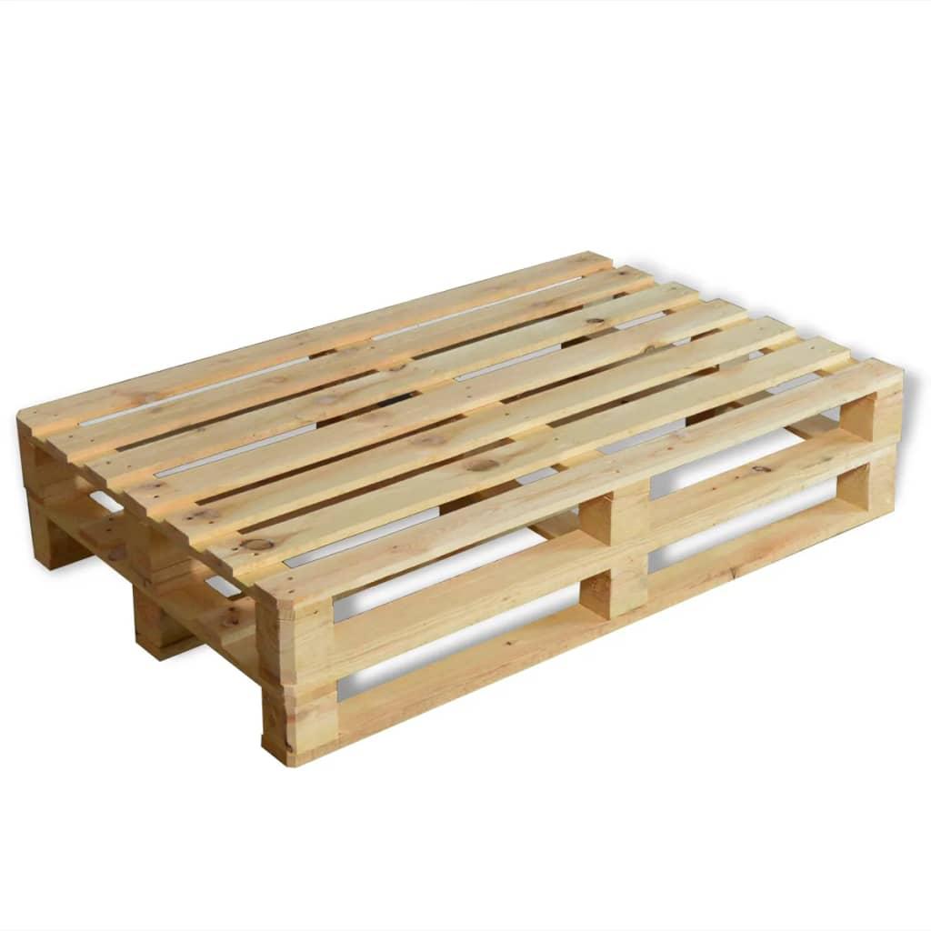 houten pallet lounge set voor buiten met 15 delen 9