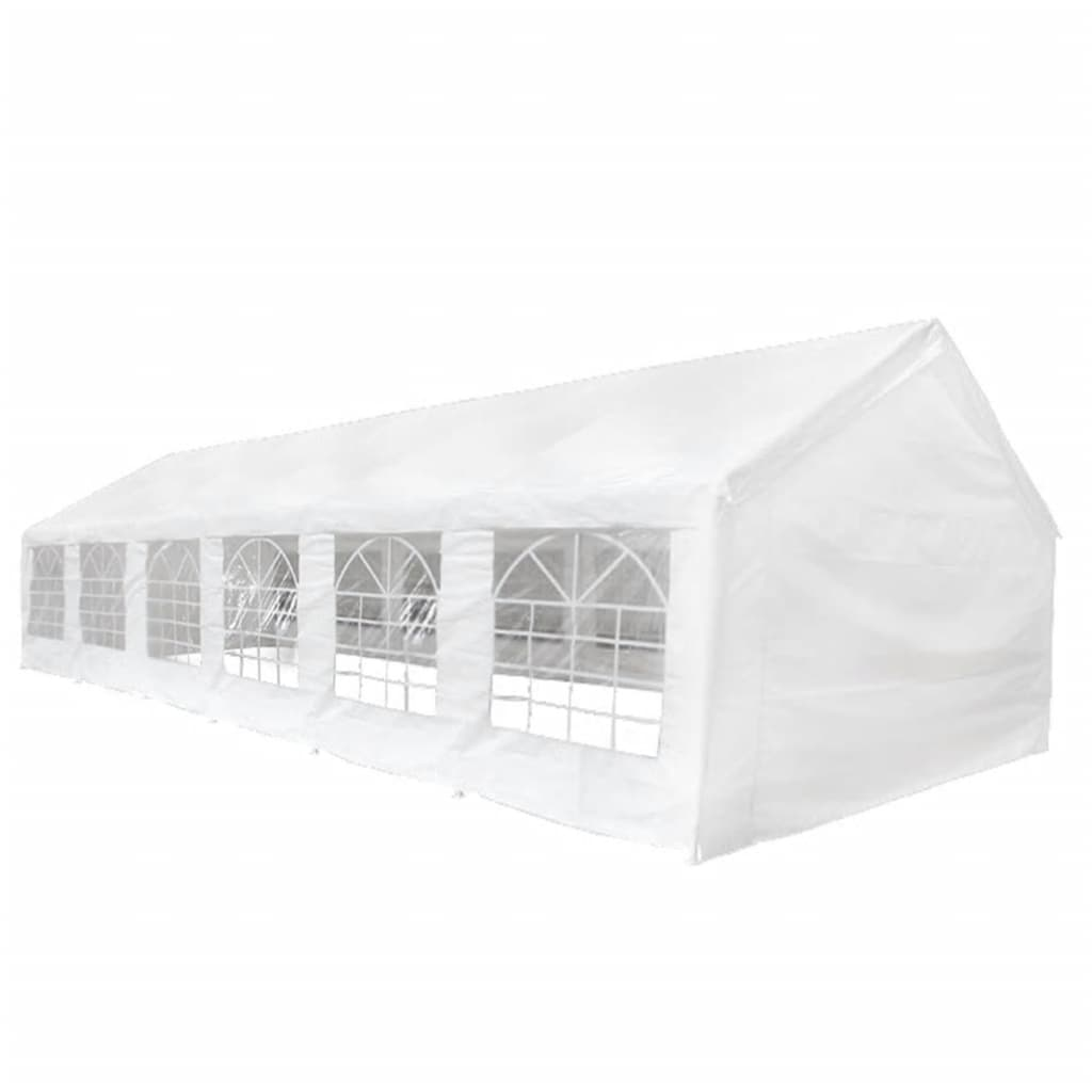 Pabell n blanco de eventos 12 x 6 m tienda online for Pabellon m salon de eventos