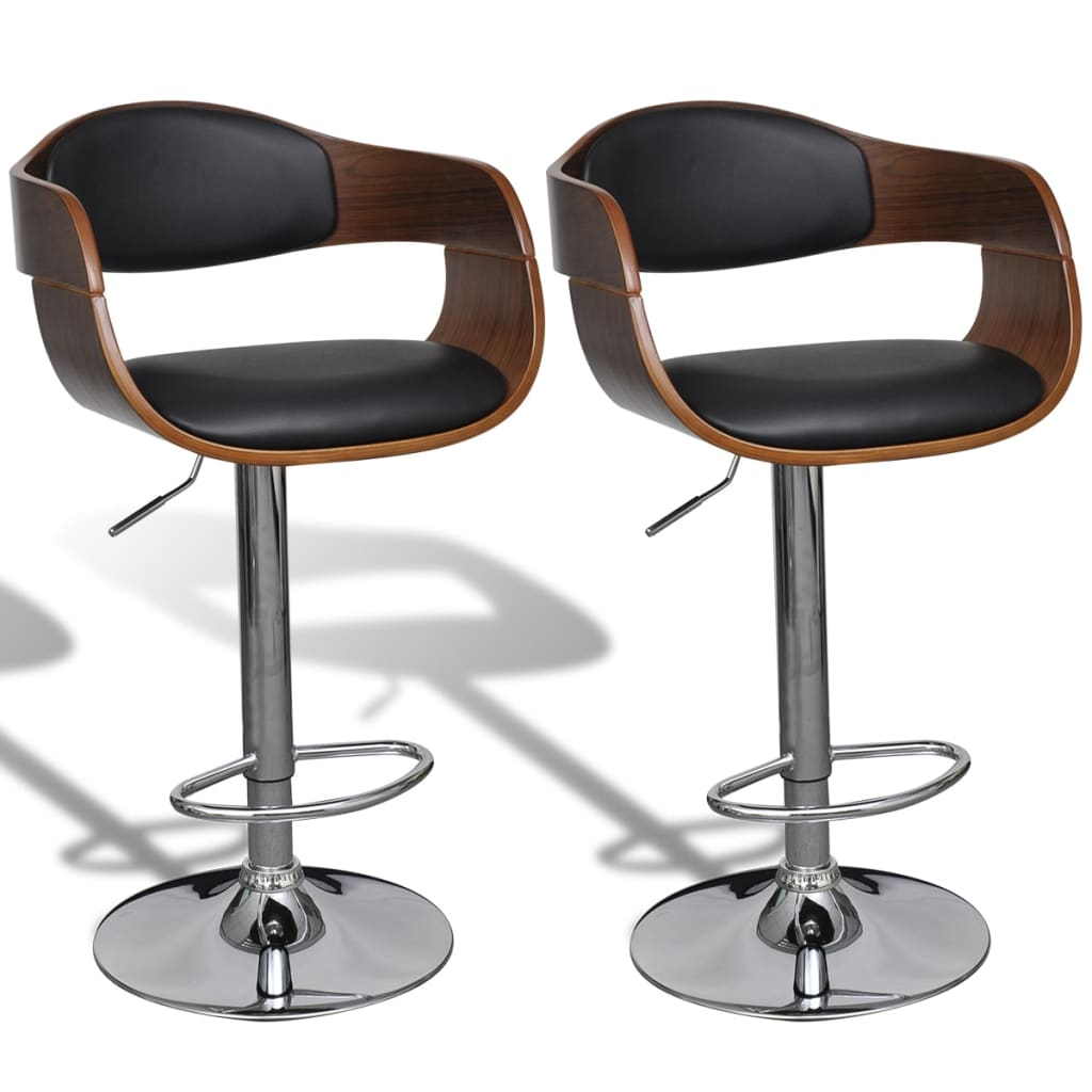 New Set of 12 Adjustable Swivel Bar Stool Leather with  : thumbnailenim from www.ebay.co.uk size 1200 x 1200 jpeg 428kB