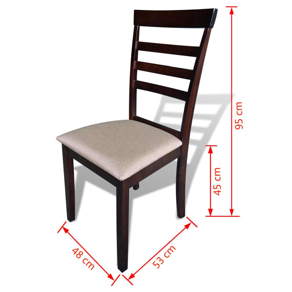 La boutique en ligne set table extensible et 8 chaises for Set table et chaises