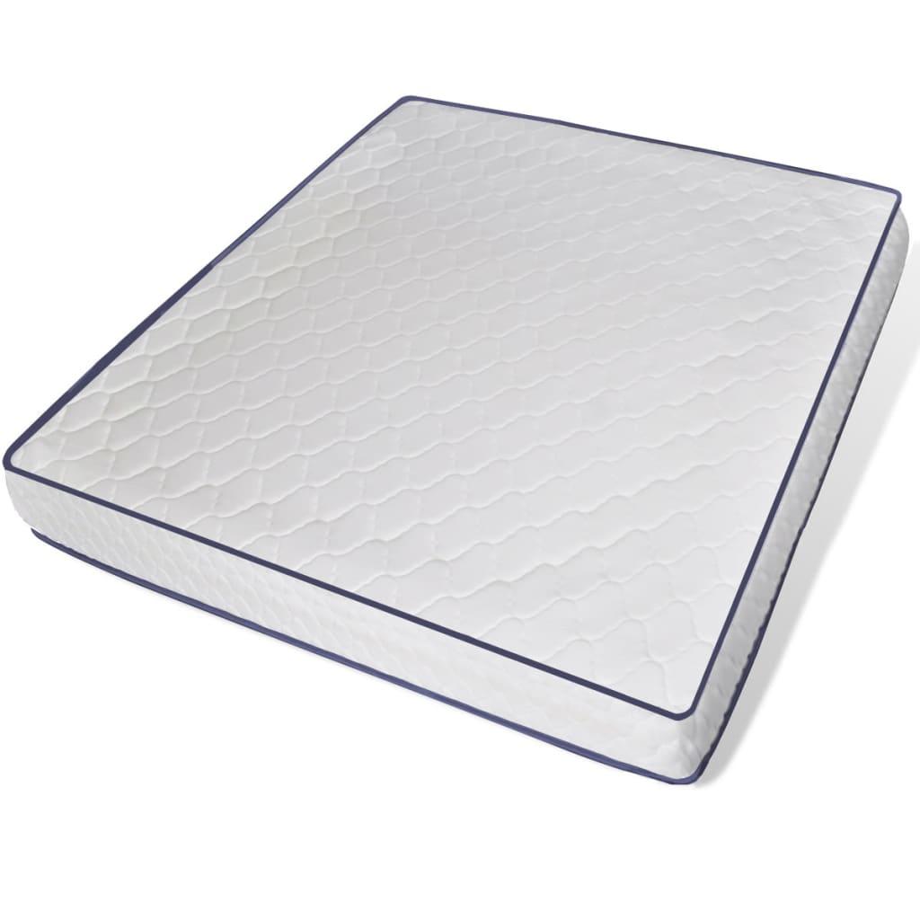 der hellgraues bett 200 x 180 cm holz mit stoffbezug memory matratze online shop. Black Bedroom Furniture Sets. Home Design Ideas