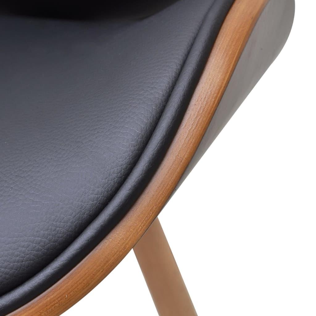 6 x esszimmerst hle ohne armlehnen mit bugholz rahmen g nstig kaufen. Black Bedroom Furniture Sets. Home Design Ideas
