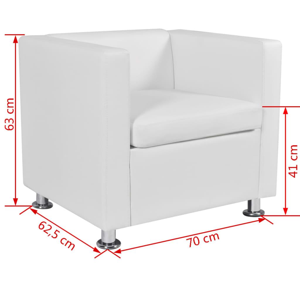 wei es sofaset 3 sitzer und 2 sitzer und sessel g nstig kaufen. Black Bedroom Furniture Sets. Home Design Ideas