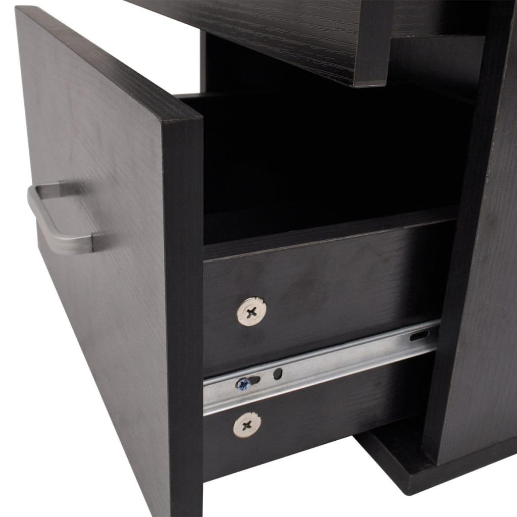 Vidaxl nine piece bathroom furniture and for Bathroom furniture sets