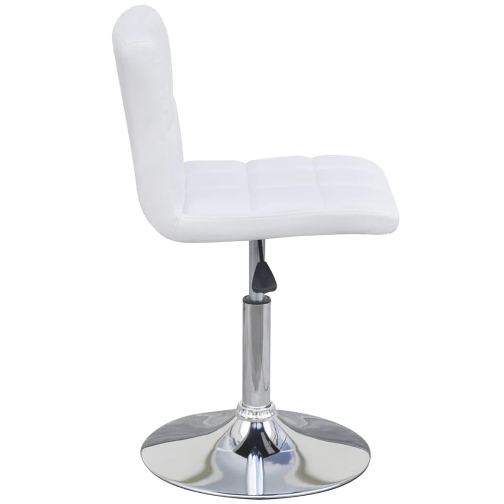 6 x h henverstellbarer esszimmerstuhl drehstuhl mit for Esszimmerstuhl drehstuhl