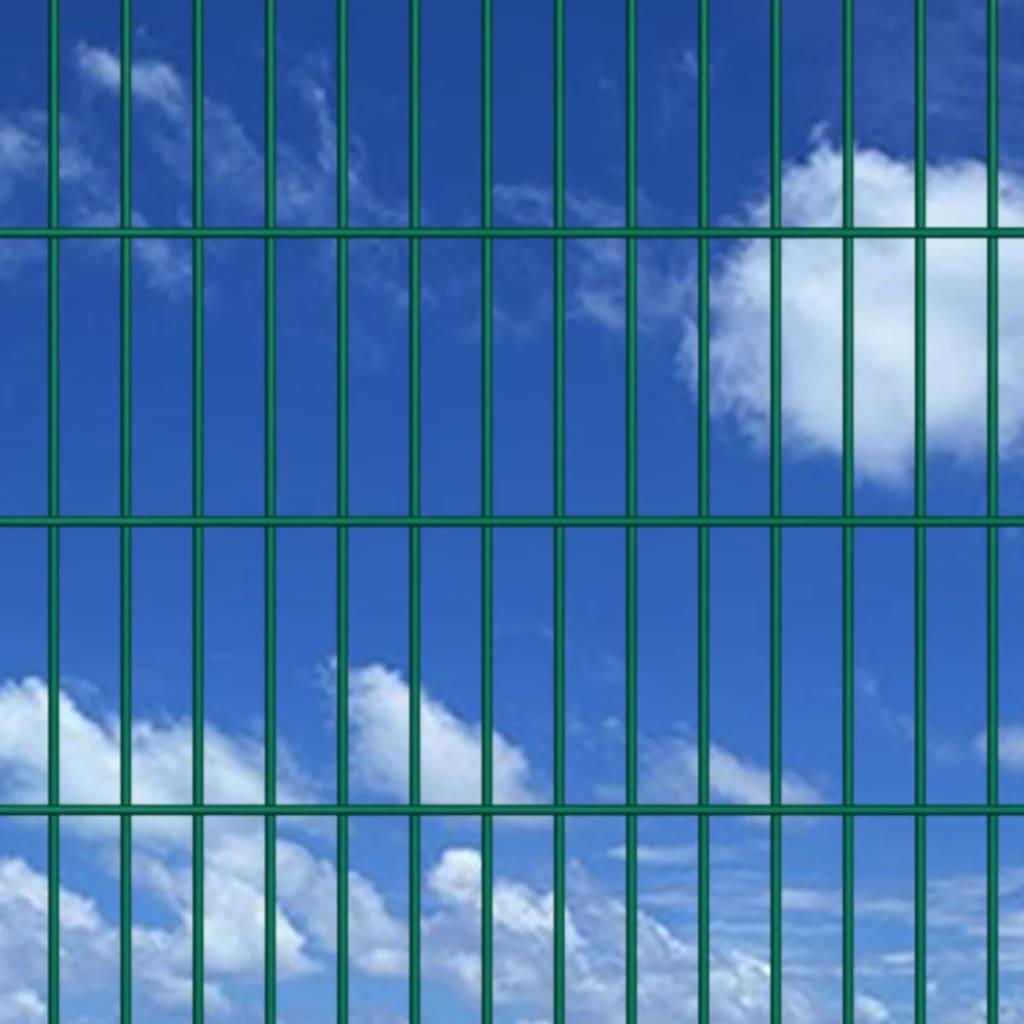 Pannelli per recinzione da giardino con pali 2008x2230 mm for Pannelli recinzione giardino