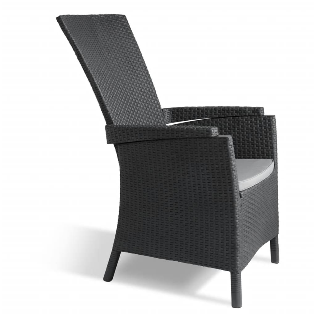 acheter allibert mobilier de jardin 7 pi ces maggie. Black Bedroom Furniture Sets. Home Design Ideas