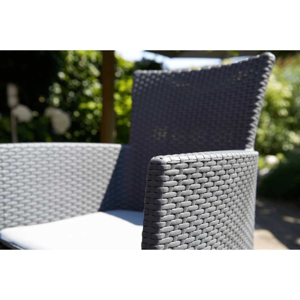 acheter allibert mobilier de jardin 5 pi ces sunny. Black Bedroom Furniture Sets. Home Design Ideas