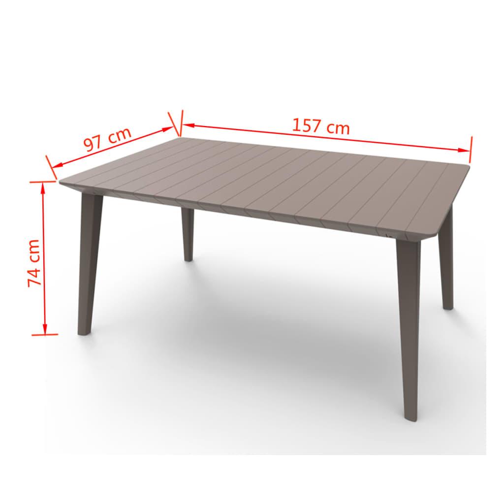 Acheter allibert mobilier de jardin 5 pi ces chris for Acheter des meubles pas cher montreal