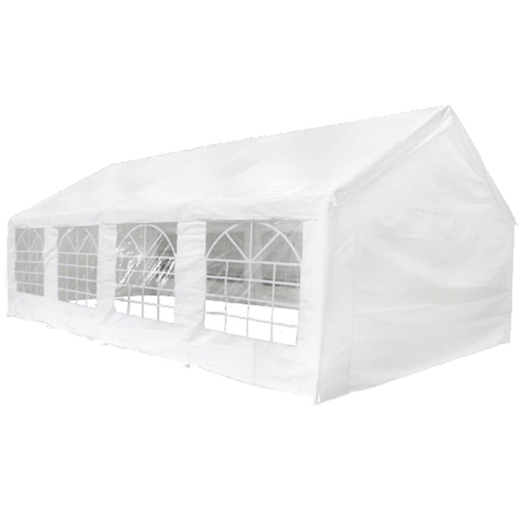 vidaXL parti sátor 8 x 4 m fehér