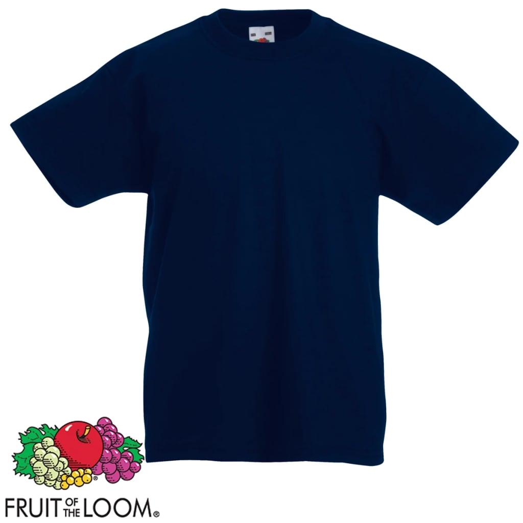 Pack-de-Camiseta-para-Ninos-5-unidades-Multicolor-Talla-152-Fruit-of-the-Loom
