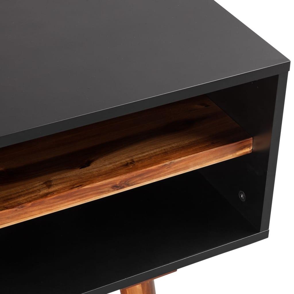 Acheter vidaxl mobilier de salon 4 pi ces bois d 39 acacia for Acheter des meubles pas cher