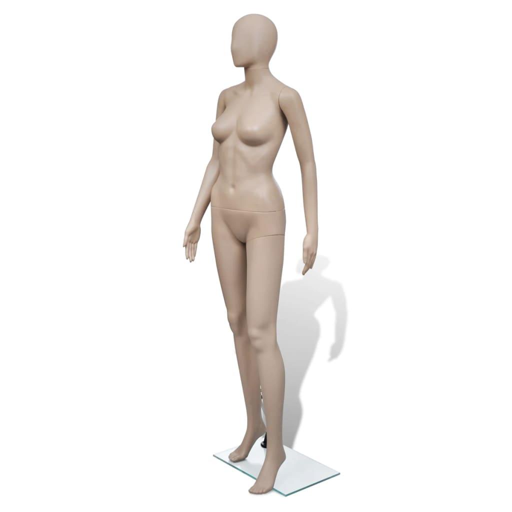 Schaufensterpuppe-Mannequin-Manichino-Mannequin-Puppe