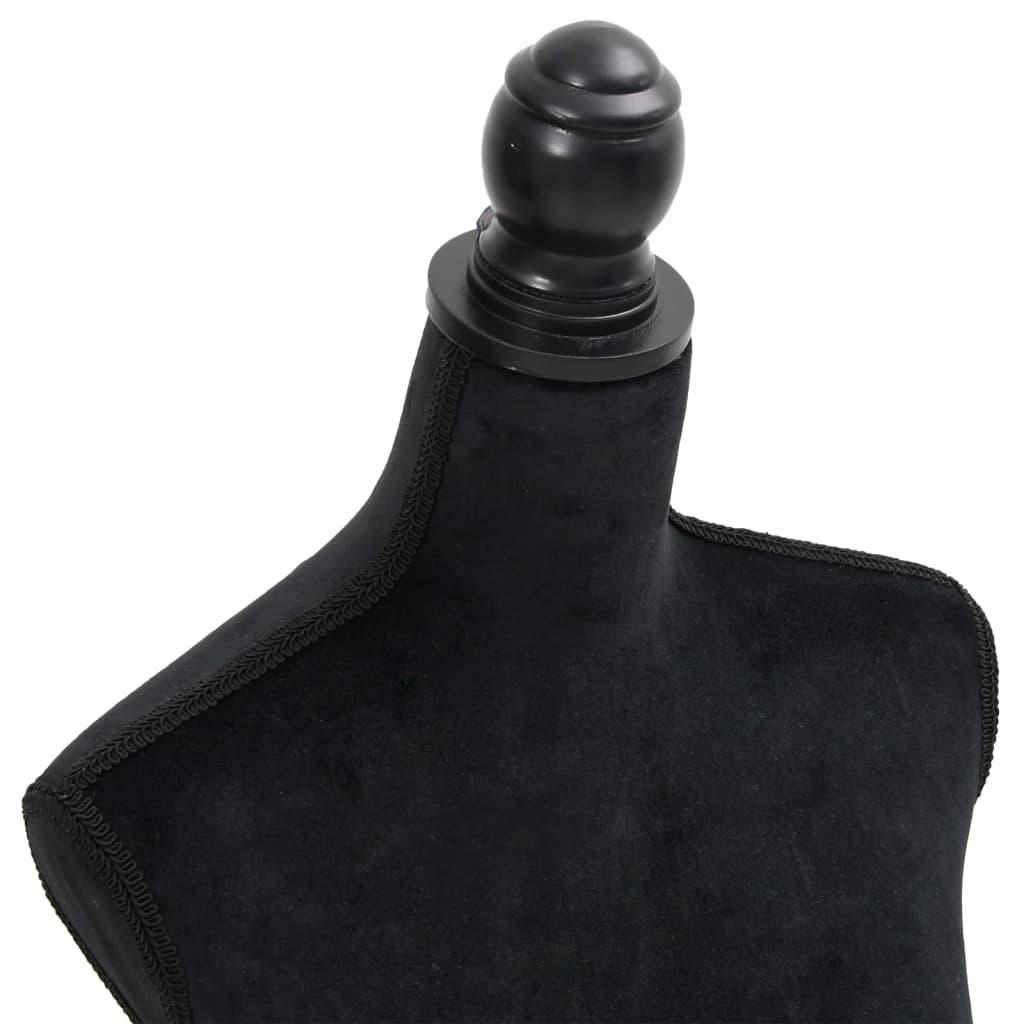 la boutique en ligne buste de couture de femme noir. Black Bedroom Furniture Sets. Home Design Ideas