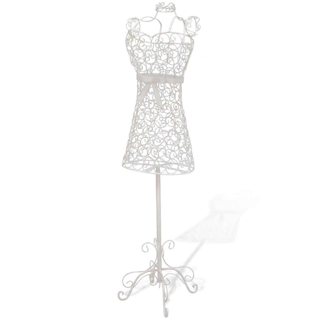 Vintage style wire dress form - Mannequin couture pas cher ...