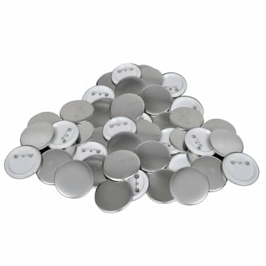 Buttonrohlinge 44 mm 500 Stück[1/3]