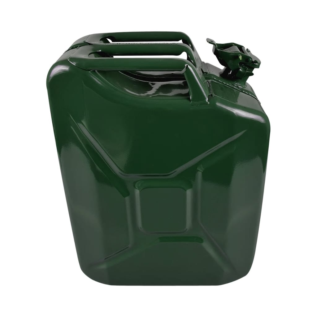 proplus jerry can 20l metal green. Black Bedroom Furniture Sets. Home Design Ideas