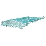 ProPlus Tilhengernetting 2,50 x 4,00 m med elastiske strikk