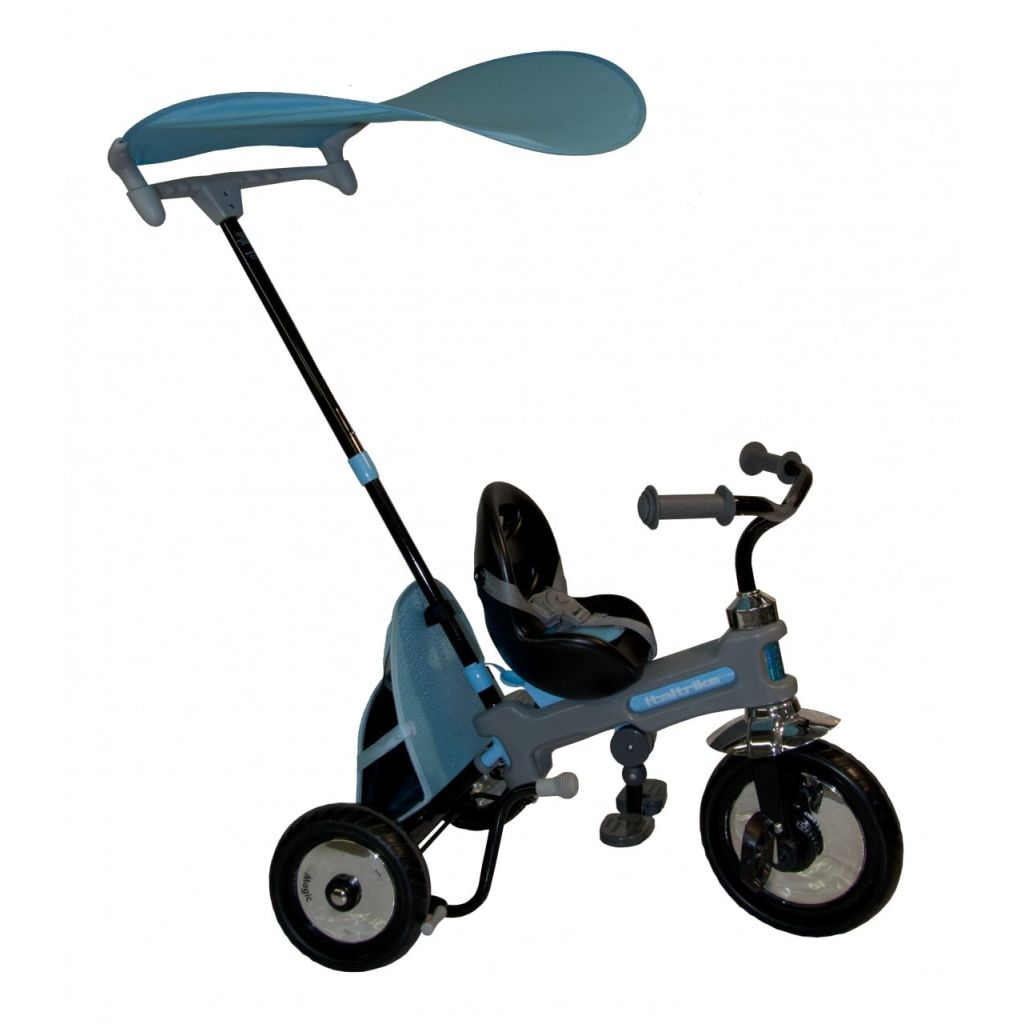 """Italtrike Azzurro Children Tricycle Blue"""