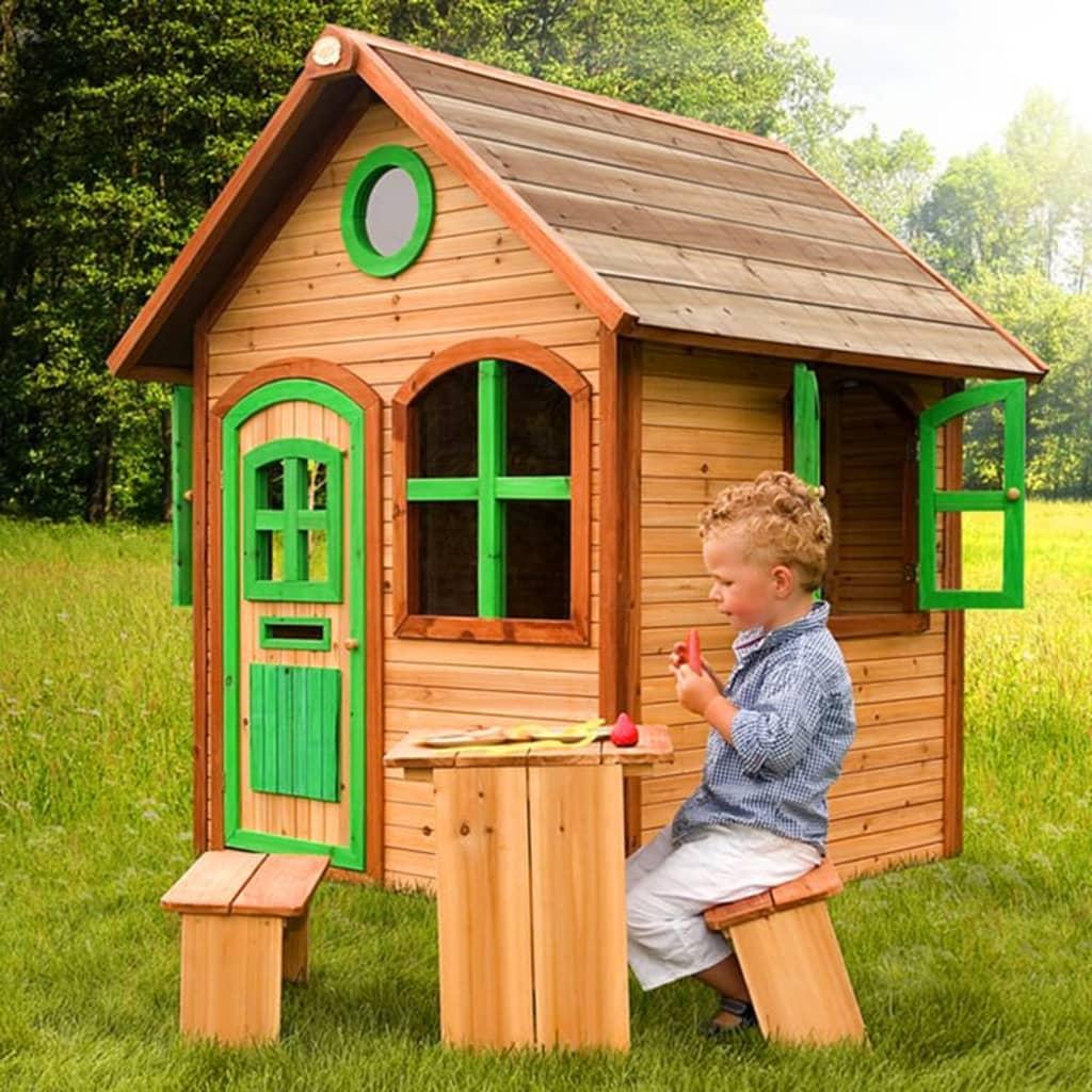 Articoli per casetta da gioco per bambini in legno axi for Case in legno lettonia