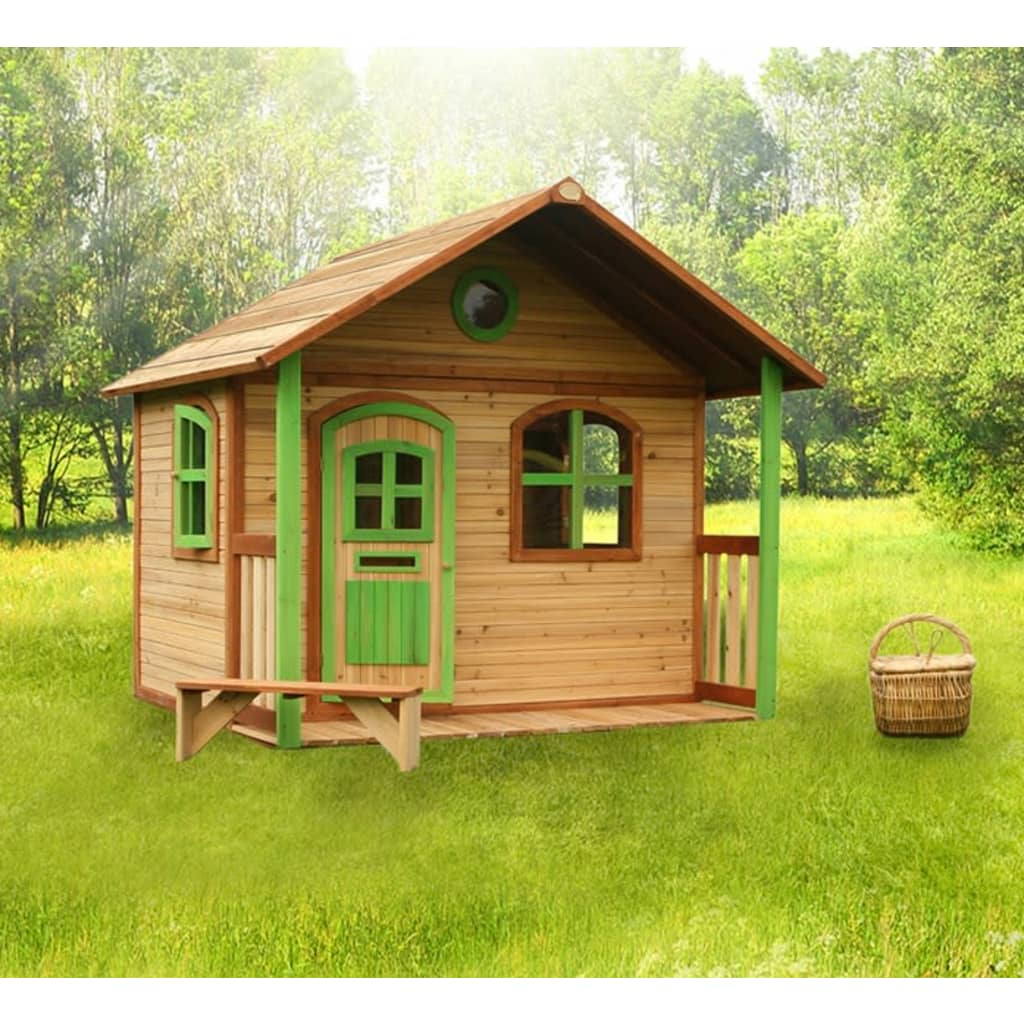 AXI Milan Playhouse Play House Children's Kids Outdoor Backyard Cottage