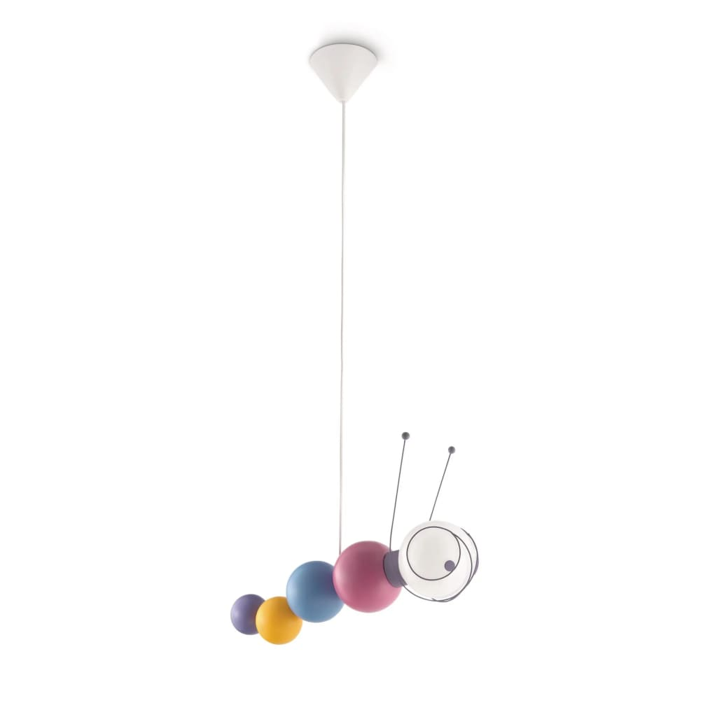 Philips Mykidsroom Ruby Hanglamp - Multicolor