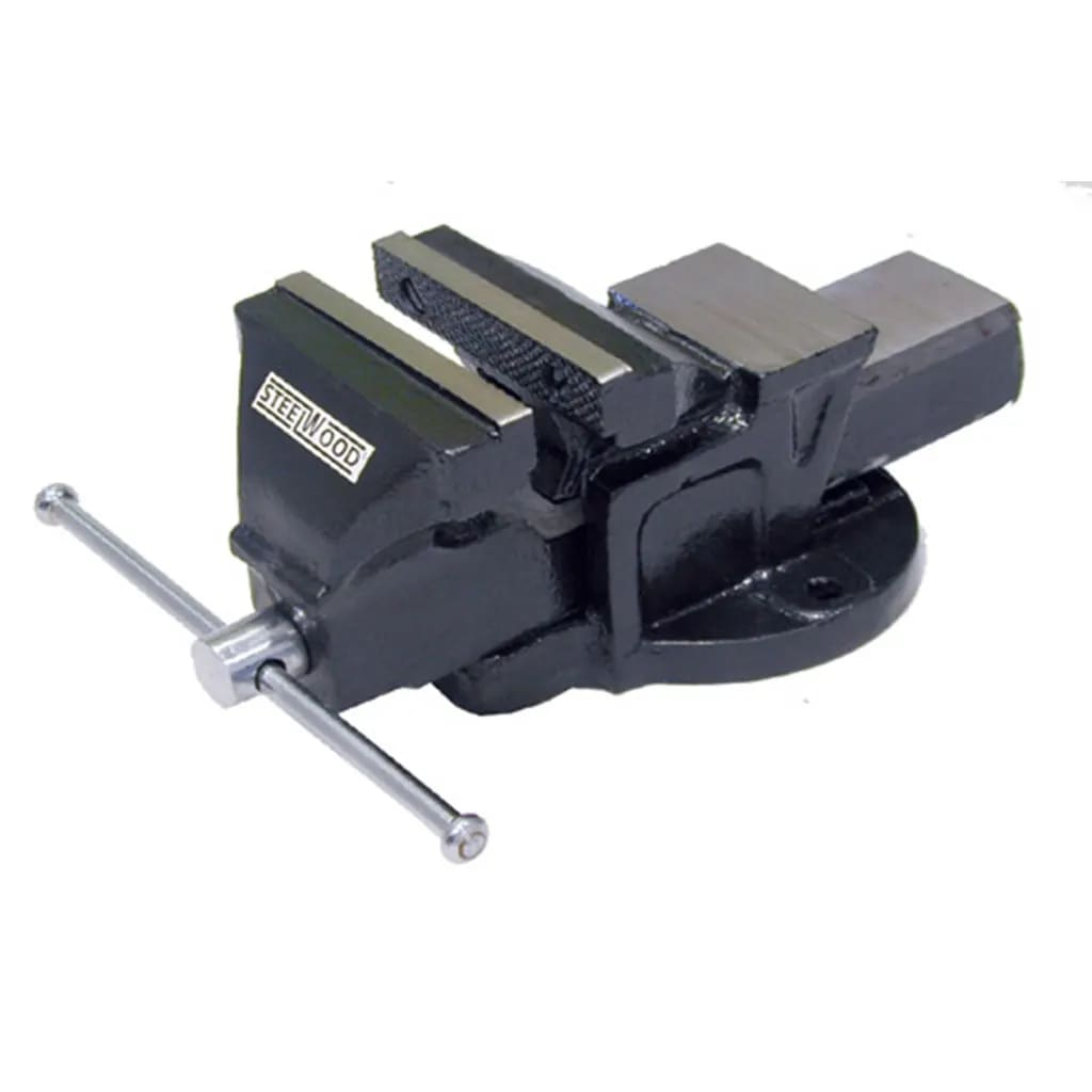 Steelwood Bench Vise 80 Mm
