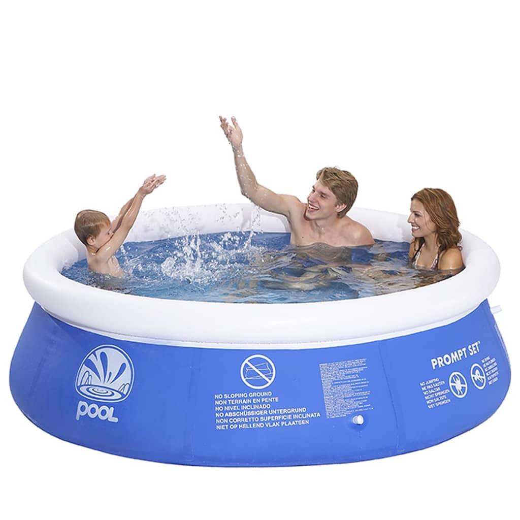 Acheter piscine gonflable ronde 240 x 63 cm pas cher for Piscine amazone