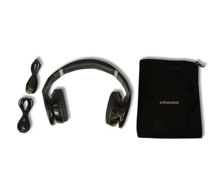 la boutique en ligne grundig casque st r o bluetooth avec. Black Bedroom Furniture Sets. Home Design Ideas