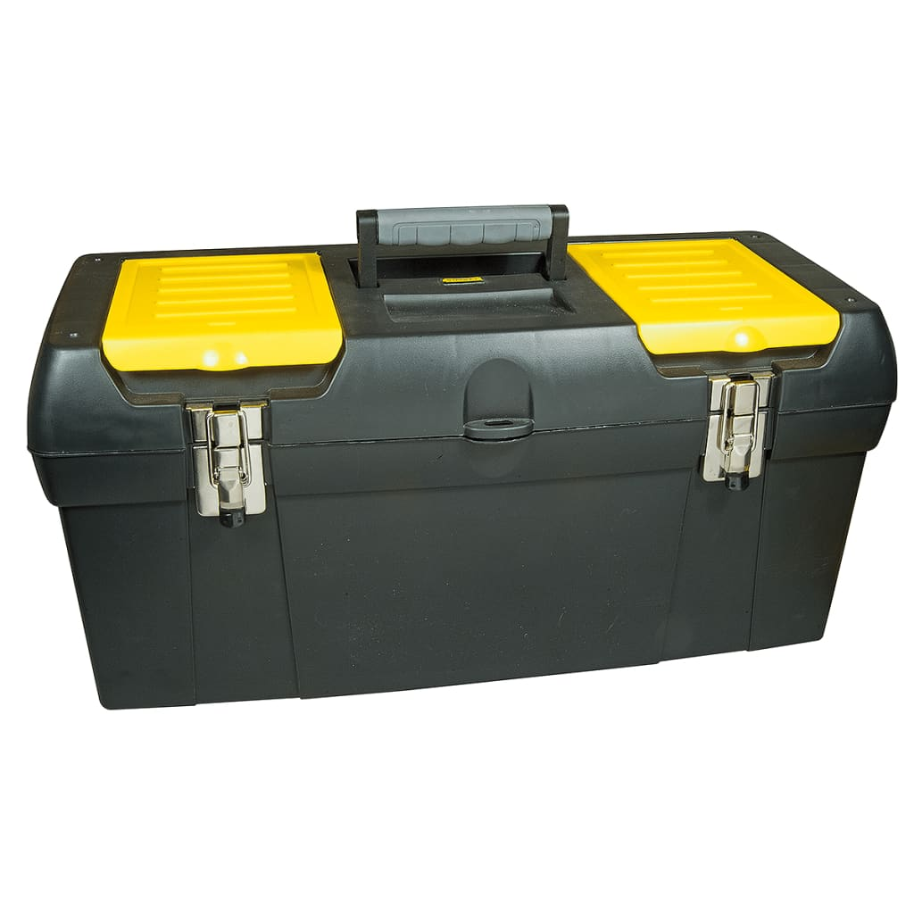 Stanley 24 pulgadas caja de herramientas con bandeja - Caja de herramientas stanley ...