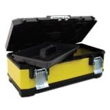 Stanley boîte à outils en métal et plastique 26 pouces