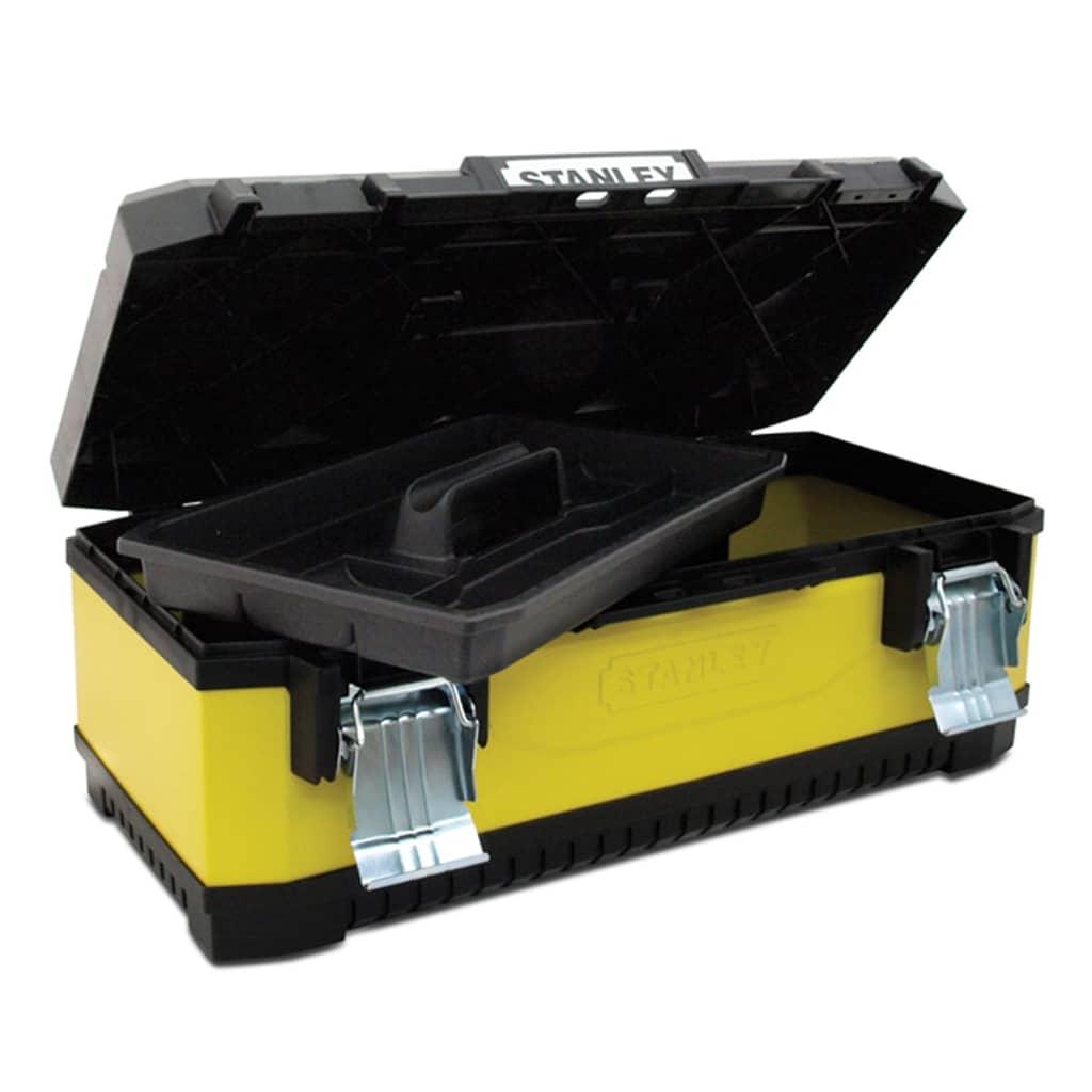 Acheter stanley bo te outils en m tal et plastique 26 for Cuisine boite a outils