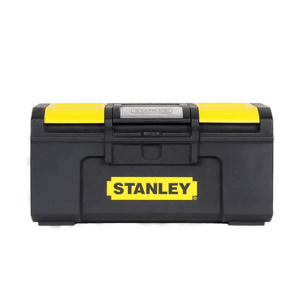 Stanley caja de herramientas de 16 pulgadas un toque - Caja herramientas stanley ...