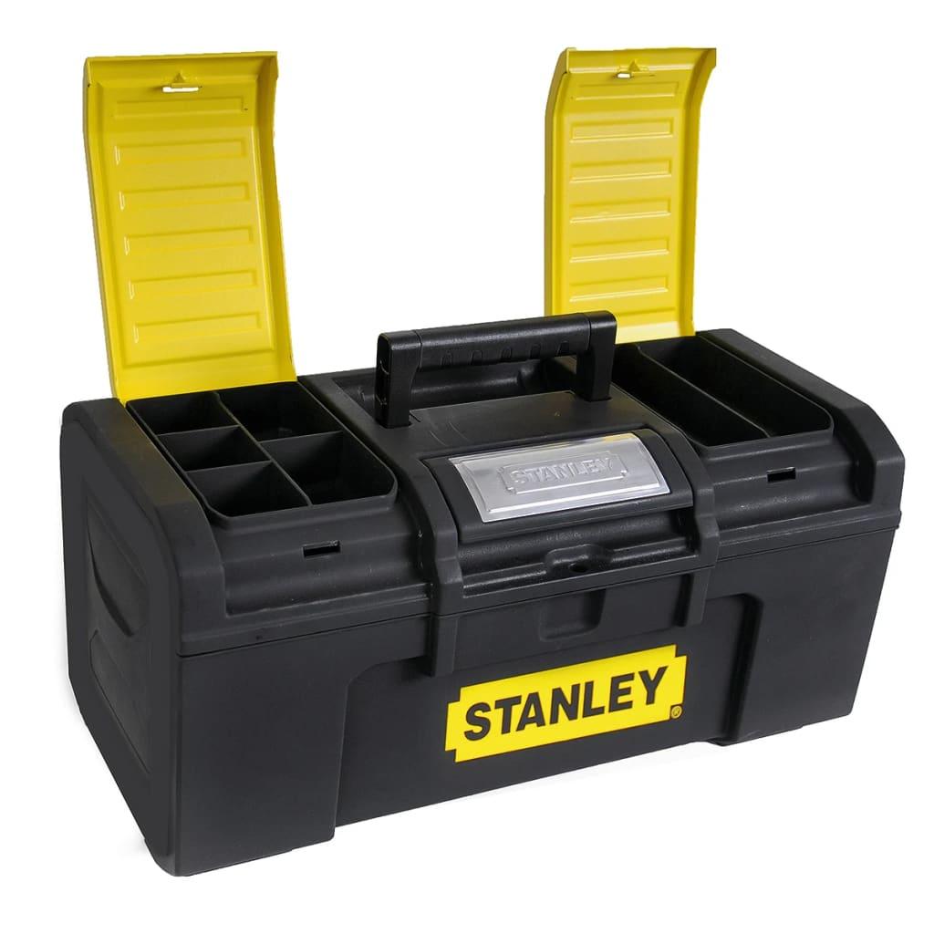 Stanley 19 Colos Egykezes Szerszámosláda