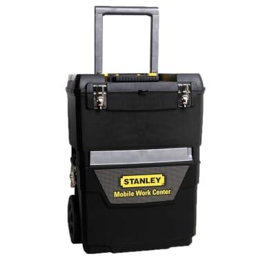 Pojízdný box na nářadí od firmy Stanley 2 v 1 | www.vidaxl.cz
