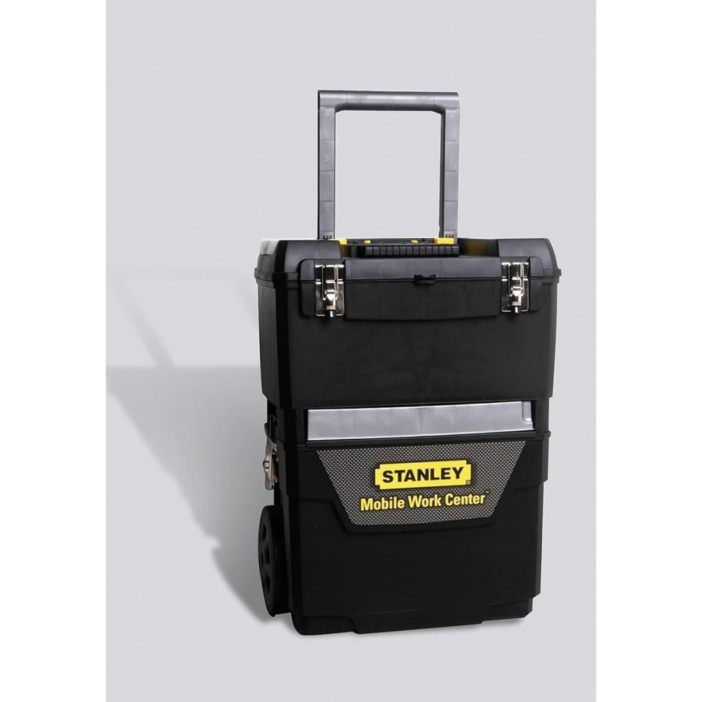 Stanley Szerszámos Bőrönd
