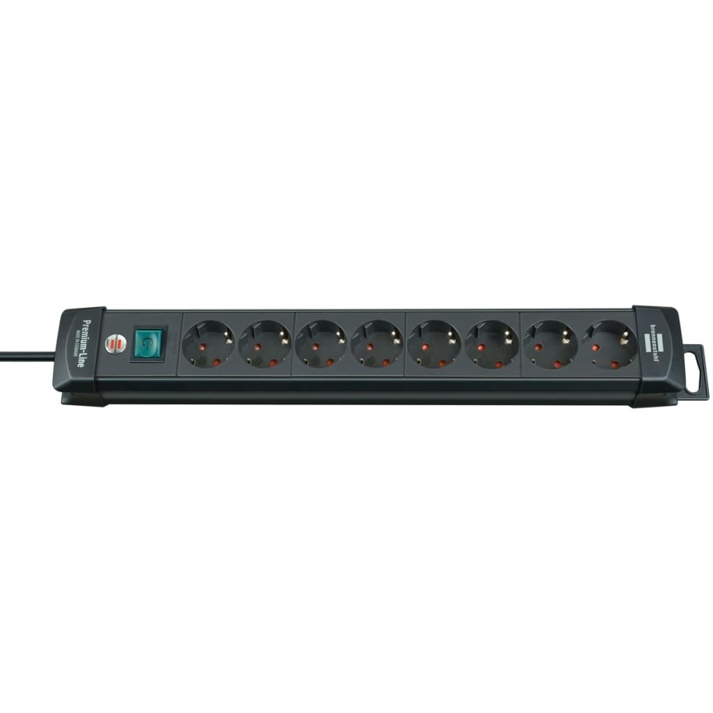 Acheter multiprise filaire 8 prises brennenstuhl gamme - Multiprise 8 prises ...