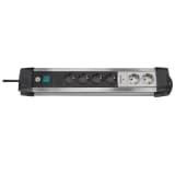 Przedłużacz Brennenstul Premium-Alu-Line Technics i 2 x kabel H05V