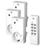 Brennenstuhl Wireless Socket Set Remote Control 1000N