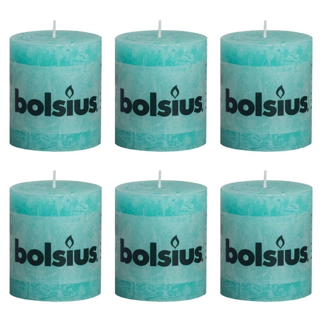 Bolsius Celebration Pillar Rustic Ca