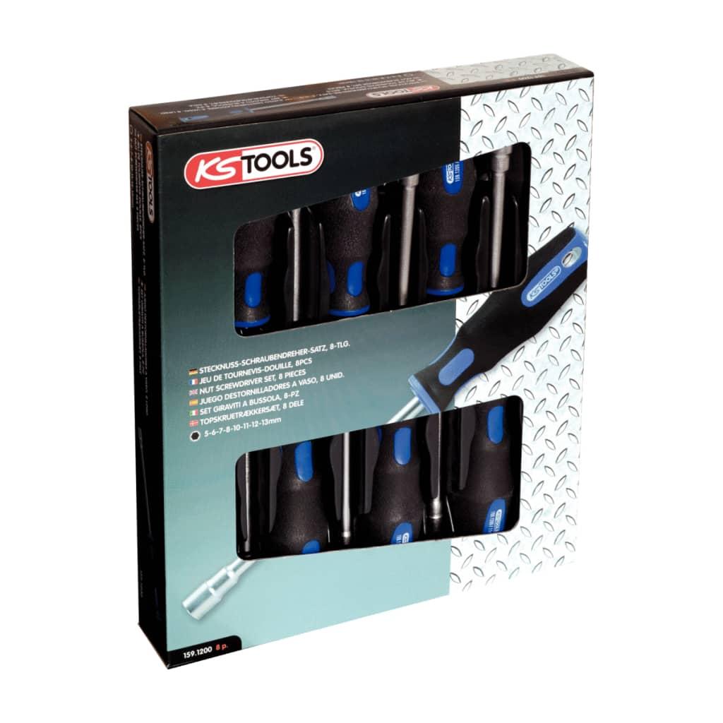 Ks set de 8 piezas herramientas destornilladores for Set de destornilladores