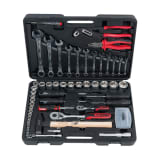 KS Tools Superlock Set utensili 88 pezzi 1/4-pollici +1/2-pollici