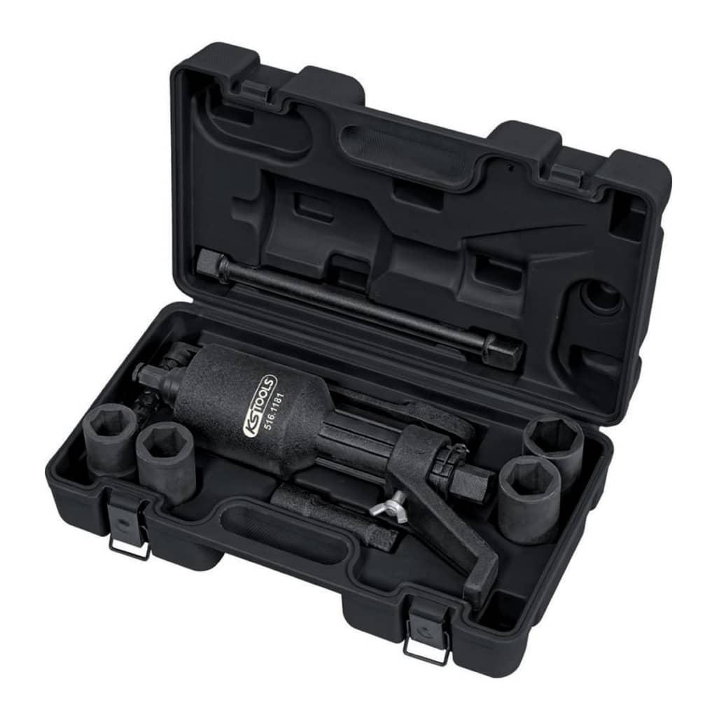 KS Tools vridmoment multiplikator 1:64 5 delar 3800 Nm