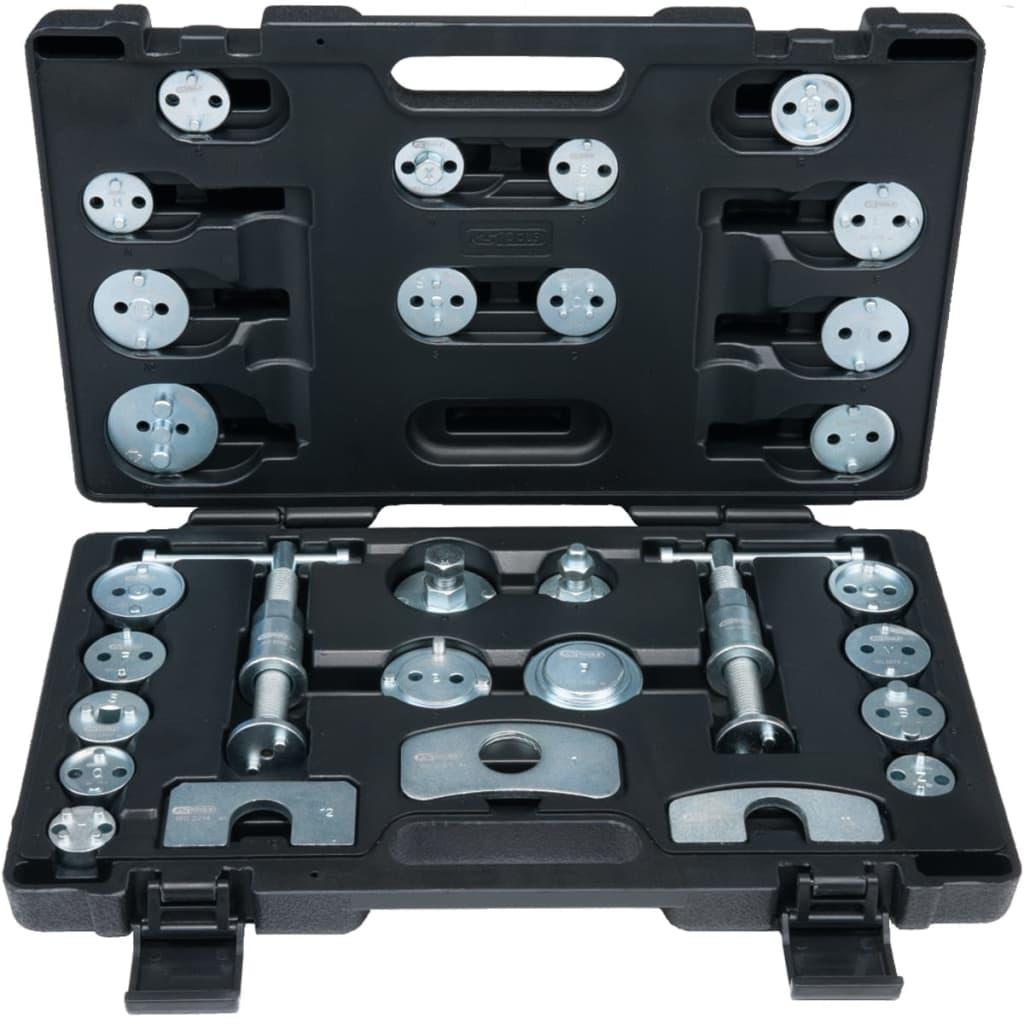 la boutique en ligne ks tools repousse pistons pour triers de freins 30 pi ces. Black Bedroom Furniture Sets. Home Design Ideas